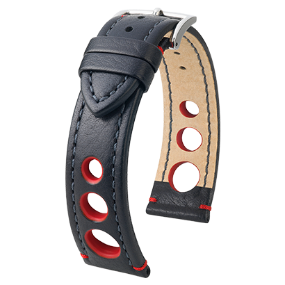 Rally Leather Watch strap