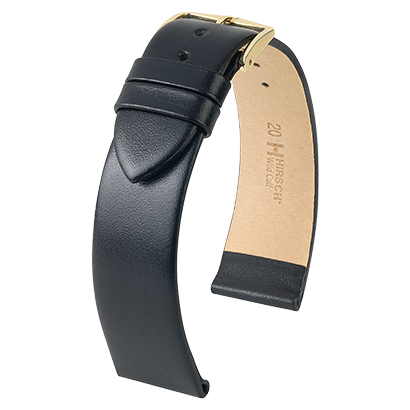 Wild Calf Leather Watch Strap