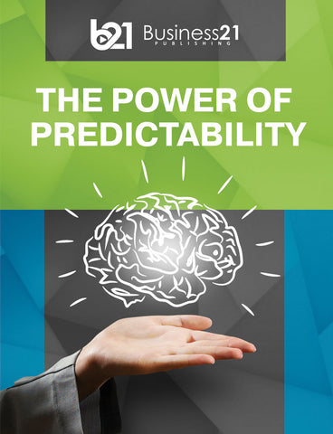 The Power of Predictability