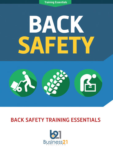 Back Safety Training Essentials