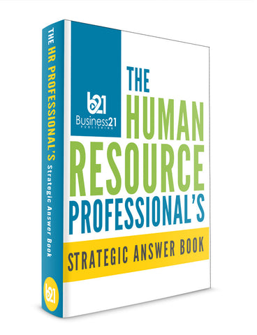 HR Professional's Strategic Answer Book