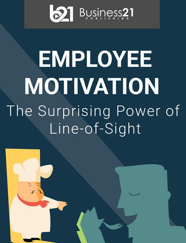 Employee Motivation: The Surprising Power of 'Line of Sight'