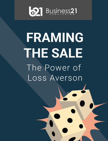 Framing the Sale: The Power of Loss Aversion