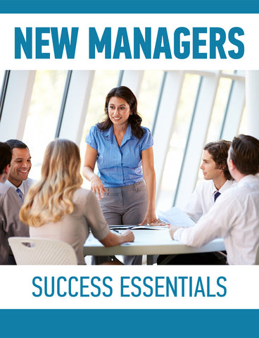 Success Essentials for New Managers
