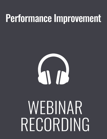 Designing and Implementing Performance Improvement Plans (PIPs) that Really Work