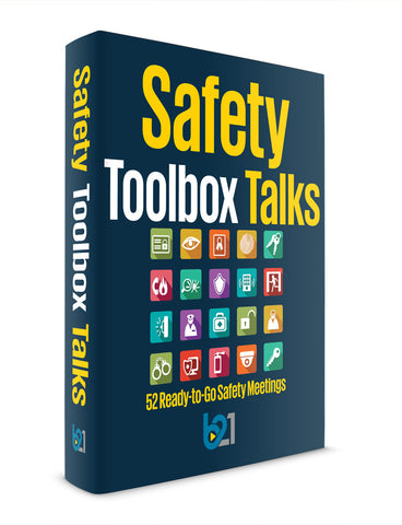 Safety Toolbox Talks Training Guide