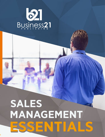 Sales Management Essentials