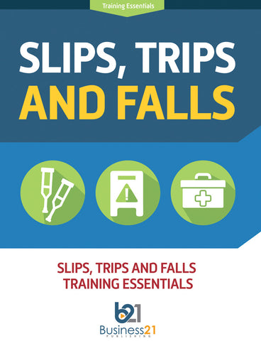 Slips, Trips, & Falls Safety Training