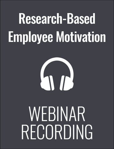 Employee Motivation: Surprising Research on What Makes Employees Give Their All