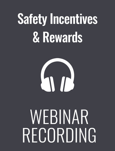 Safety Incentives & Rewards: What's Legal and What's Not