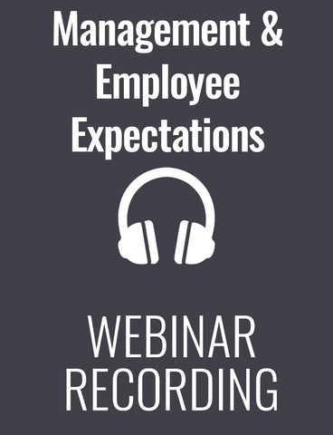 How to Align Management and Employee Expectations for Better Results and Happier People