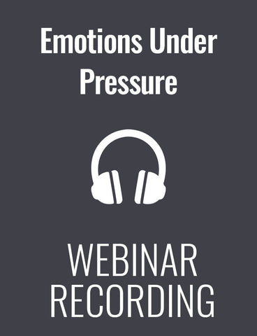 Managing Emotions Under Pressure: How Managers Can Navigate a High-Stress Workplace