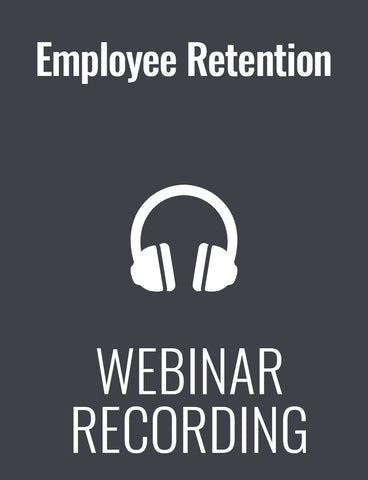 A Revolutionary New Approach to Employee Retention: It's Not HR's Job
