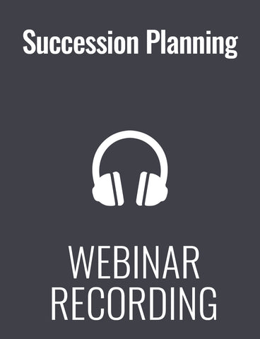 Succession Planning: How to Identify and Develop Your Organization's Future Leaders