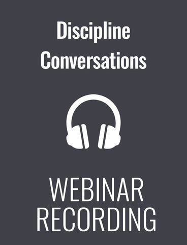 Discipline Conversations: Communication Strategies for Improving Employee Performance