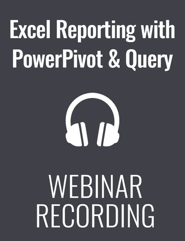 Supercharge Your Excel Reporting With PowerPivot and Power Query
