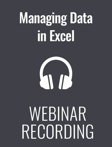 How to Effectively Use Excel as a Database