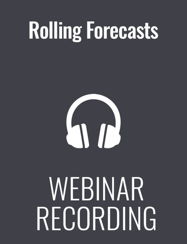 Rolling Forecasts: Best Practices and Common Pitfalls
