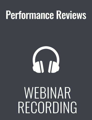 Performance Reviews: Using 'Feedback and Feedforward' to Drive Measurable Results