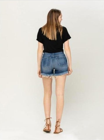 Toni denim shorts