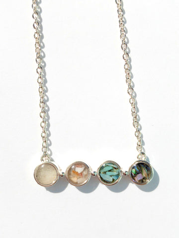 Dune Endless FL Summer Necklace