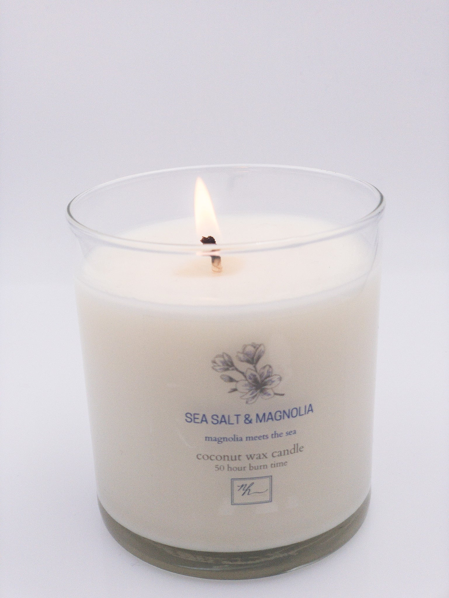 Sea Salt & Magnolia Classic Candle
