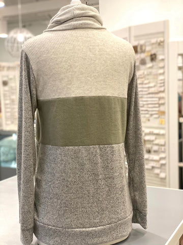 Kathryn Turtleneck Top