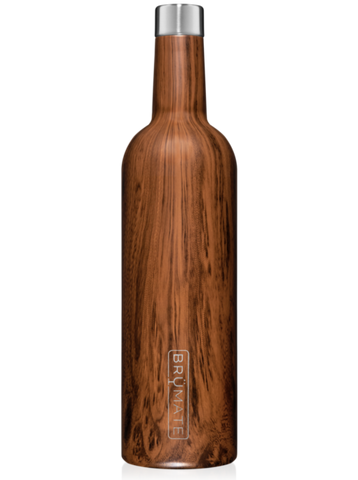 BruMate Winesulator in Walnut