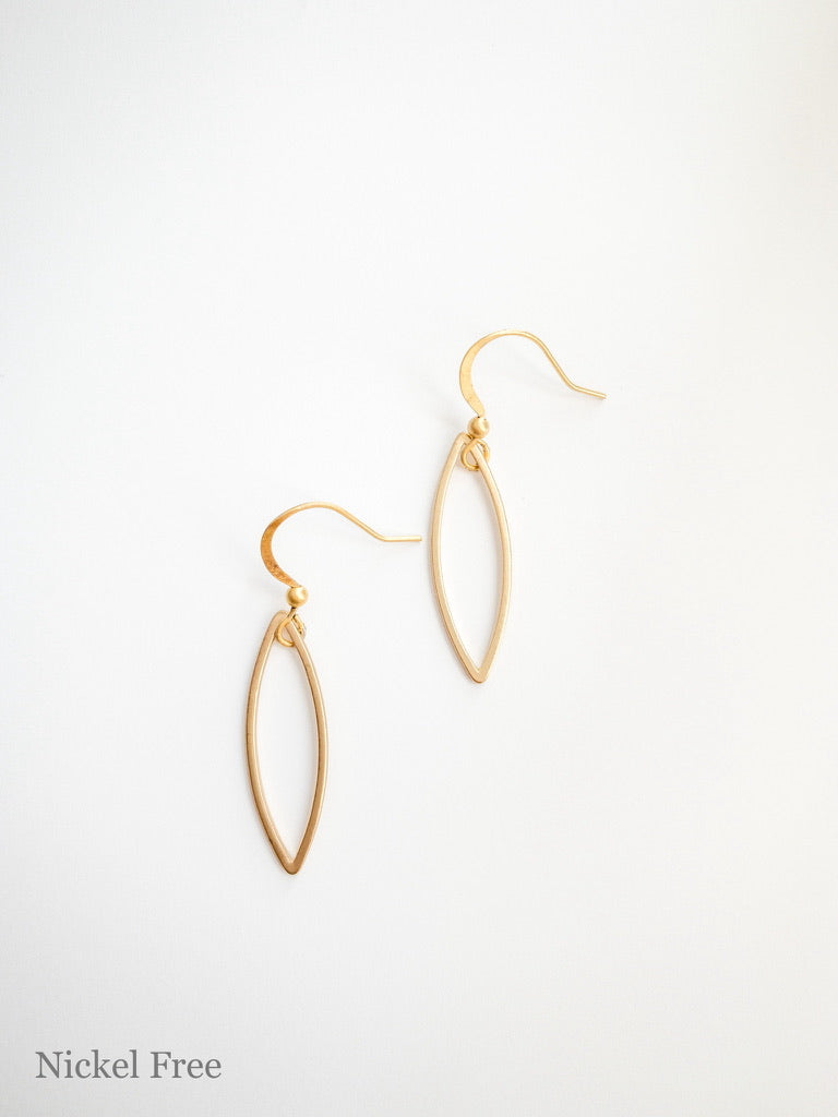 Savanna Gold Earrings