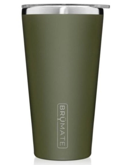 Brumate Imperial Pint OD Green