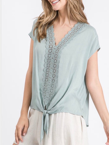 Grayce Lace Blouse