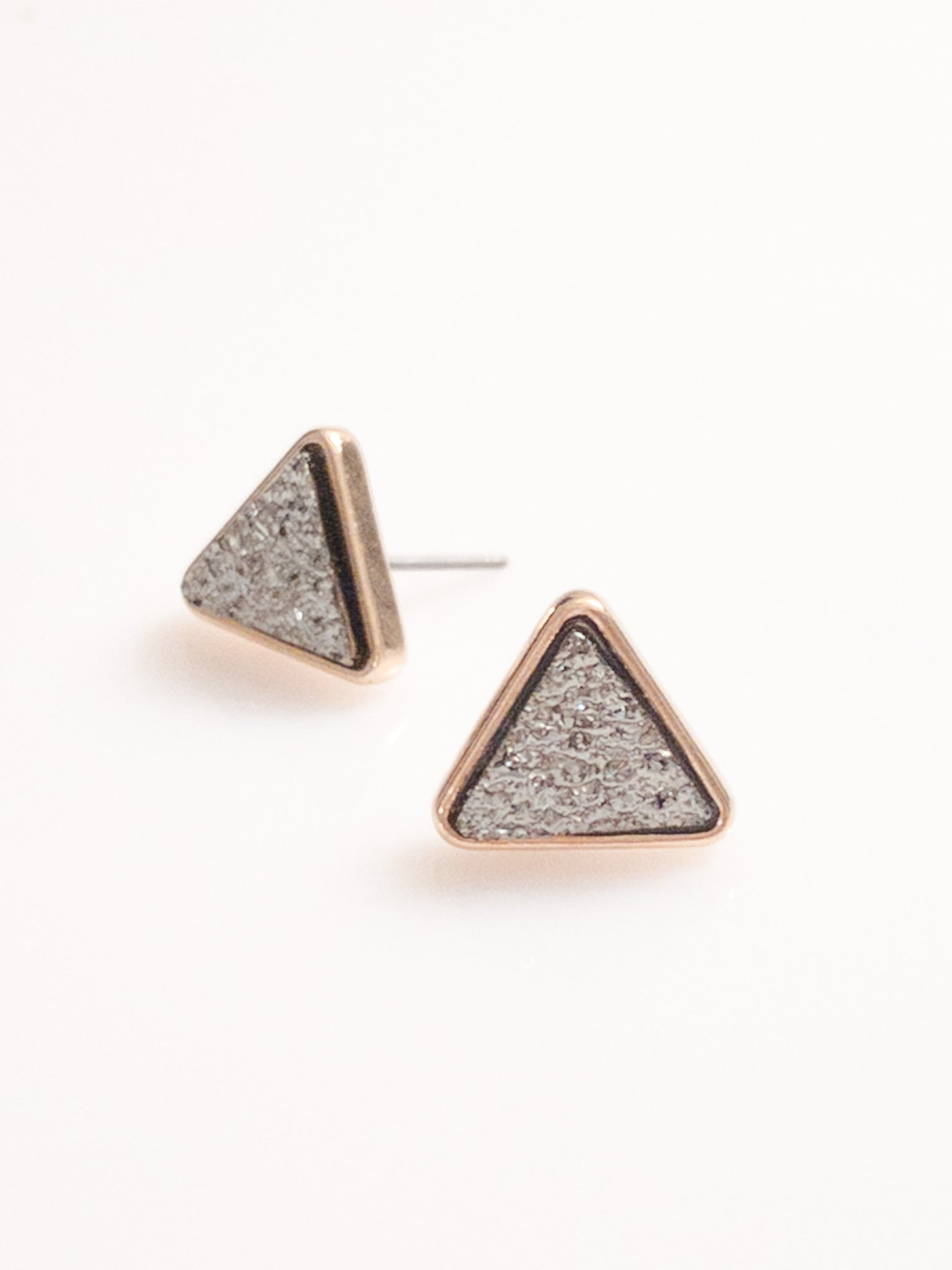 Ashley Triangle Earrings