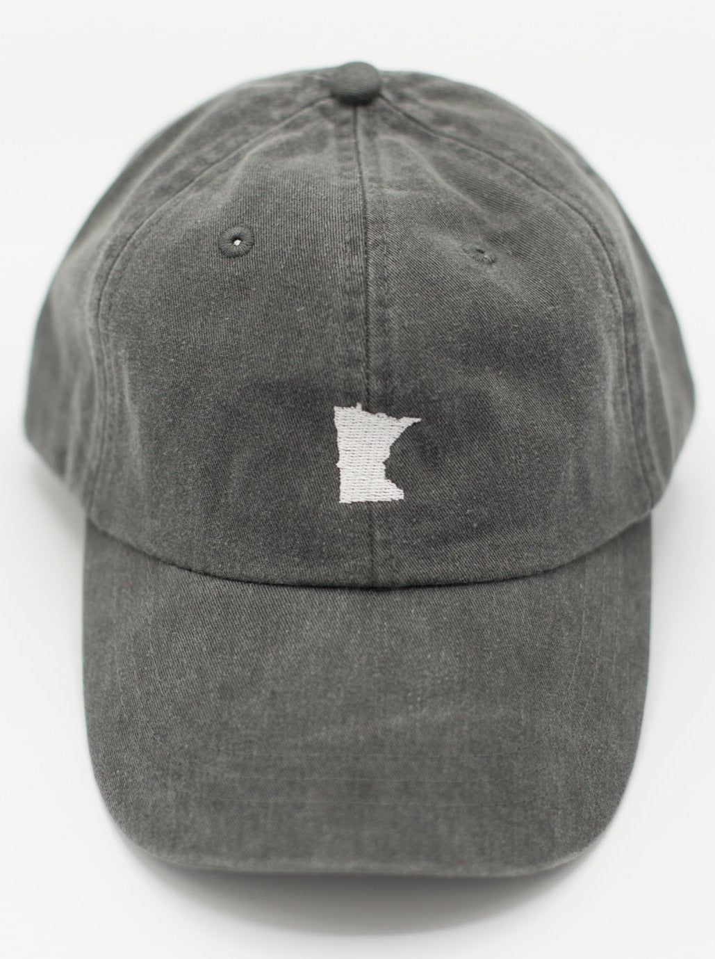 Charcoal MN hat