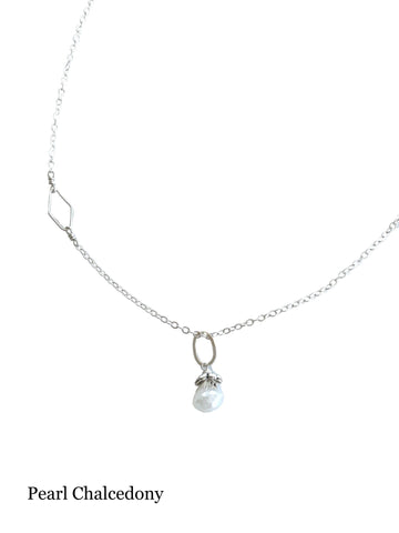Nisswa necklace - neutrals