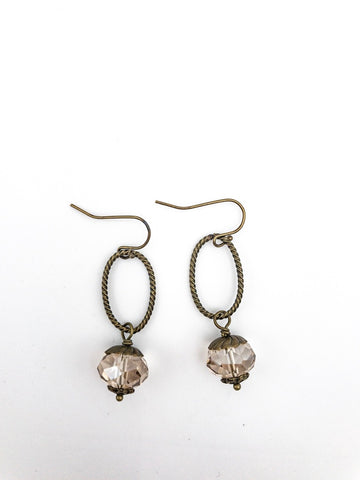 Izzy Crystal Earrings