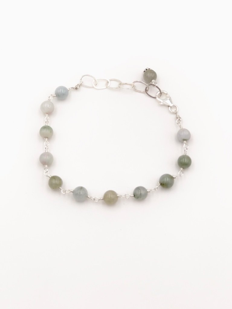 Stillwater nh Bracelet in Green
