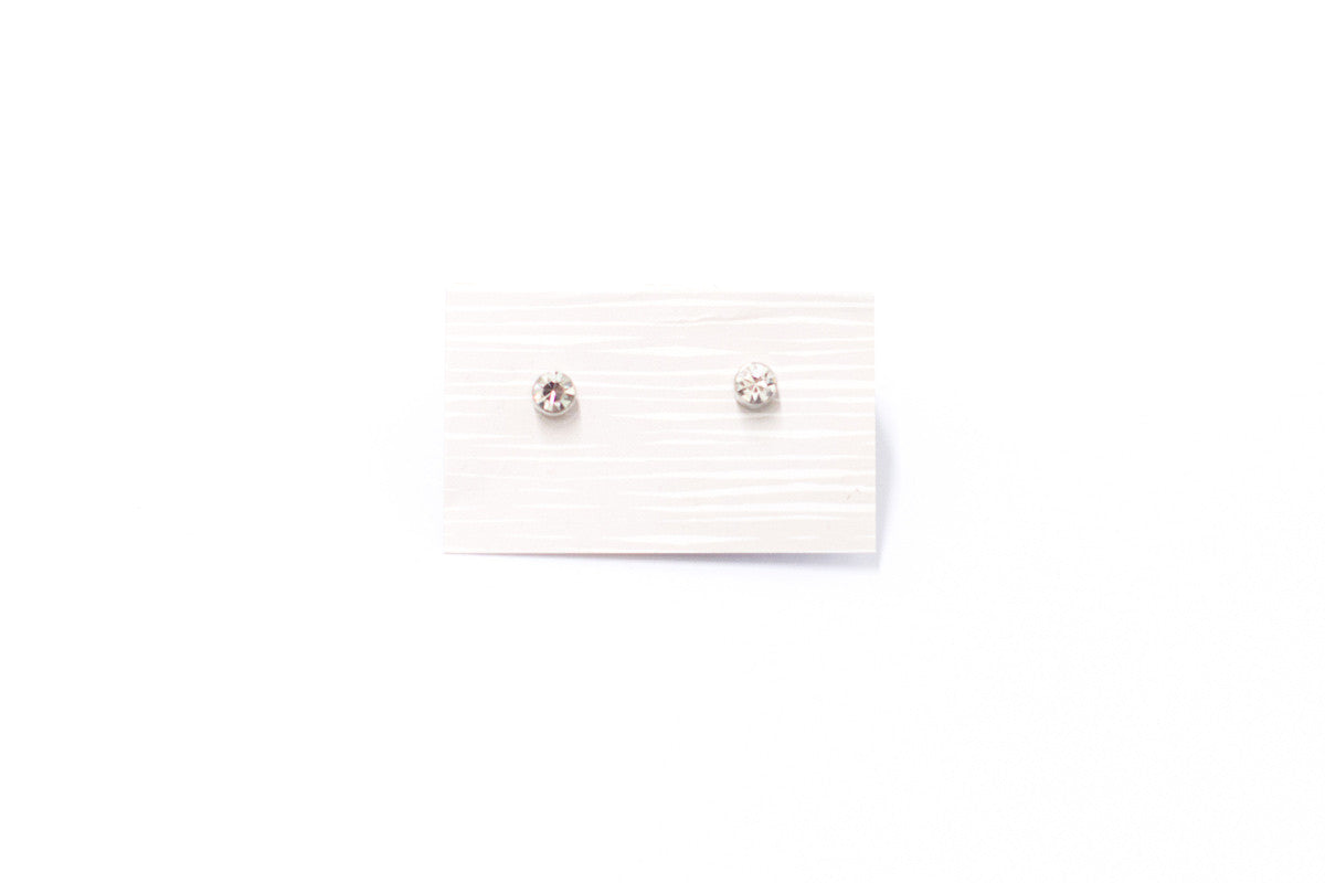 Small Crystal Earring