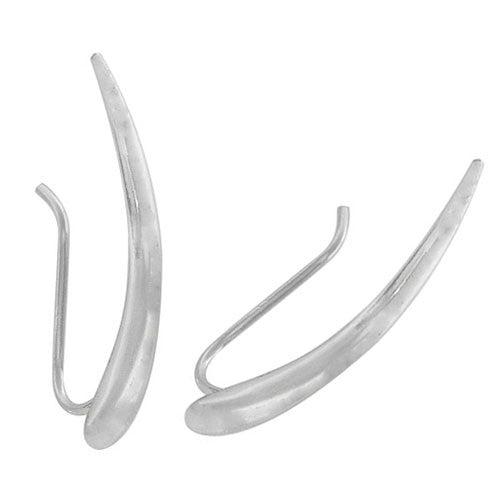 "The ""3D Ivory"" Ear Crawler Set"