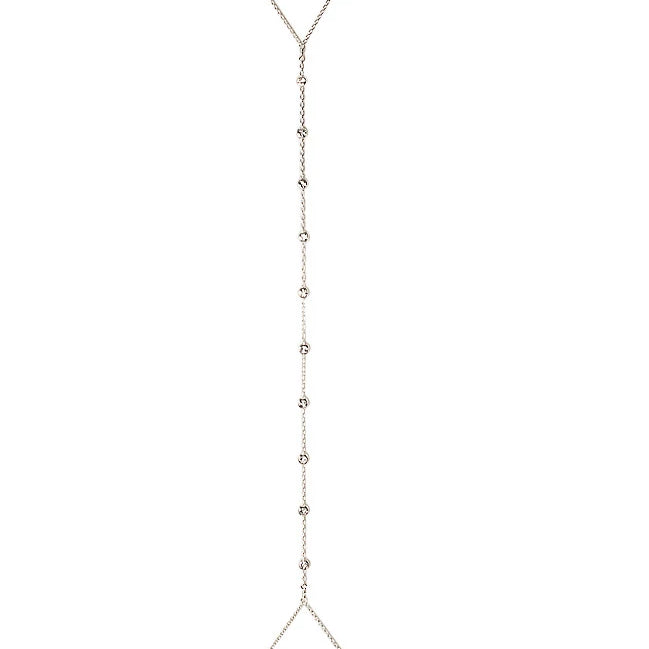 "The ""Orbital"" Lariat Body Chain/Wrap Choker"