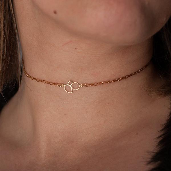 "The ""Marquise"" Choker"