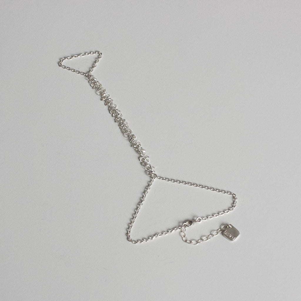 "The ""Fuzzy"" Hand Chain"