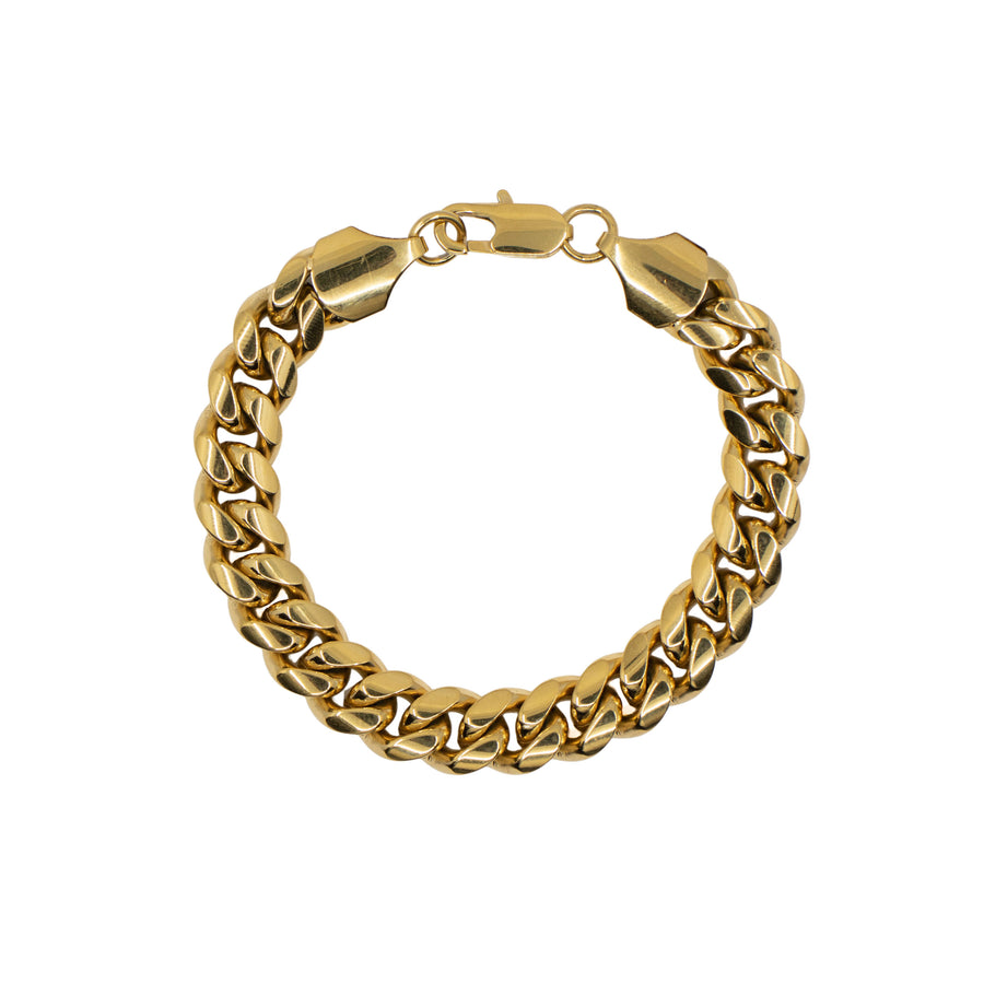 The Cuban Chunky Chain Bracelet