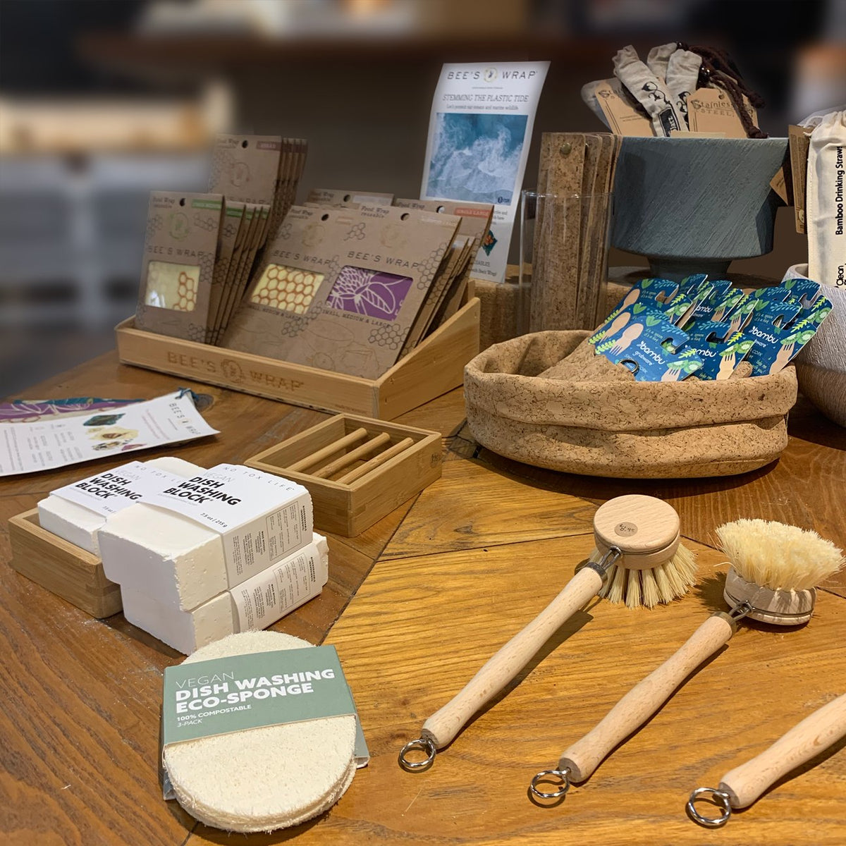 Sustainable Lifestyle Accessories