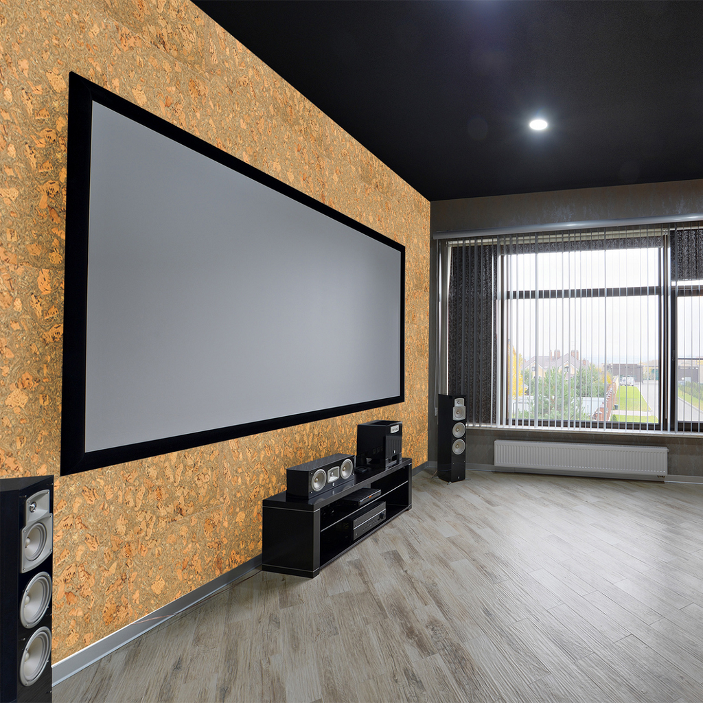 Decorative Cork Wall & Ceiling Panels