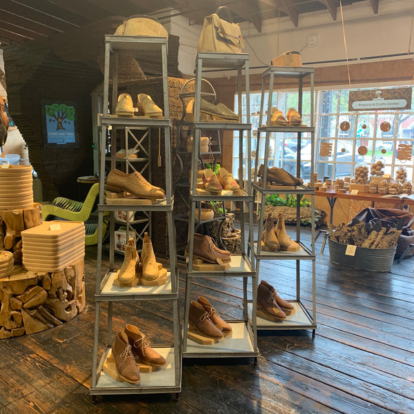 CorkHouse Savannah retail store after renovations in Feb. 2020