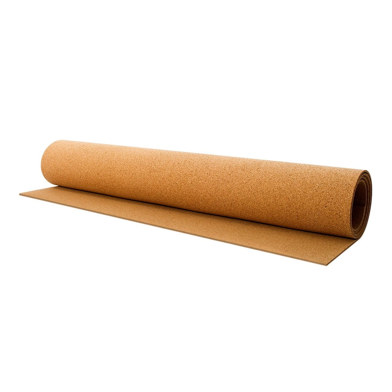 "Cork Rolls - Precut Lengths in 48"" Width"