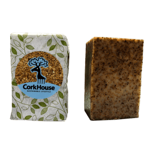 CorkHouse Bar Soap - Basil & Lemongrass