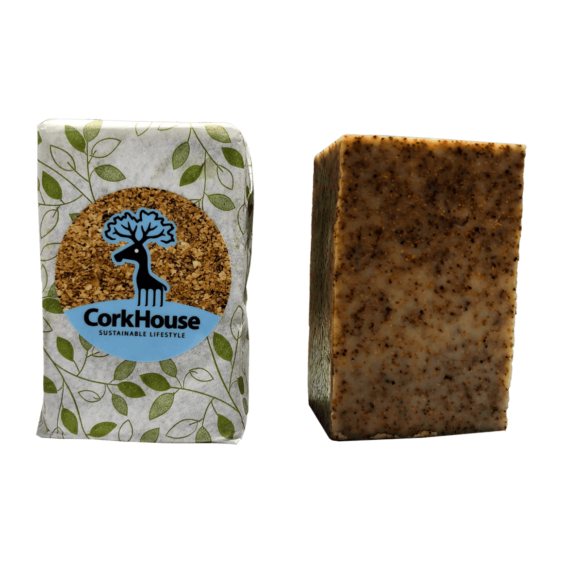 CorkHouse CorkHouse Bar Soap - Basil & Lemongrass