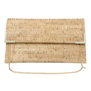 Folio Cork Clutch