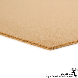 CorkHouse High Density Cork Sheets - Various Thicknesses